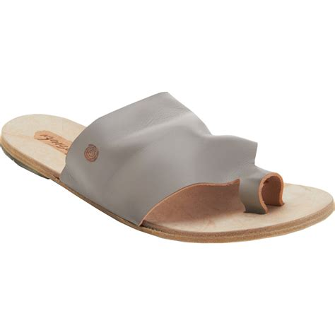sandals with toe ring marsell middle toe ring sandal in gray lyst