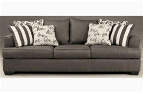 levon charcoal sofa sleeper levon charcoal living room set from 73403