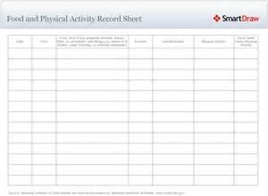 diabetic food journal template 8 best images of printable diabetic log sheets printable