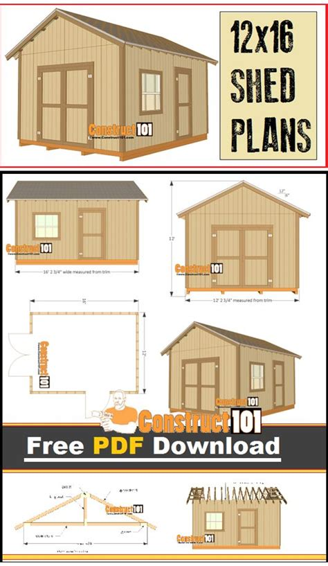 Design A Shed Online Free
