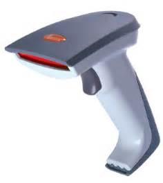 Detection Barcode Laser Scaner Taffware Yk960 barcode reader
