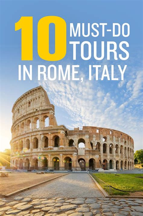 best tours in rome italy best 25 rome italy attractions ideas on rome