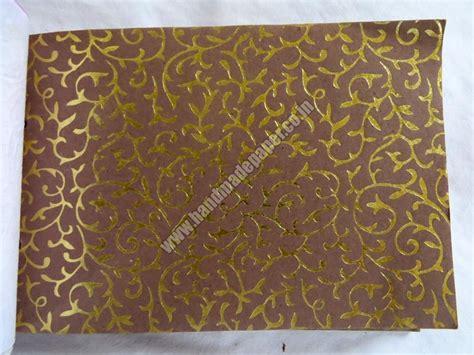 Handmade Paper Manufacturers - handmade foil paper handmade foil paper manufacturers