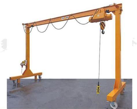 garage jib crane portable overhead crane of ellsen for sale