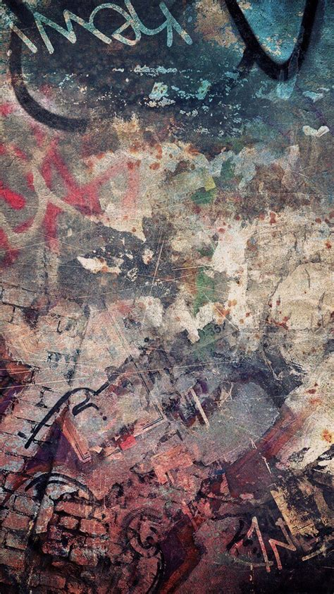 graffiti wallpaper for iphone 5 grunge graffiti texture iphone 5 wallpaper hd free