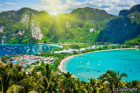complete guide to the phi phi islands in thailand phi phi islands by speedboat daytrip cruise from phuket to