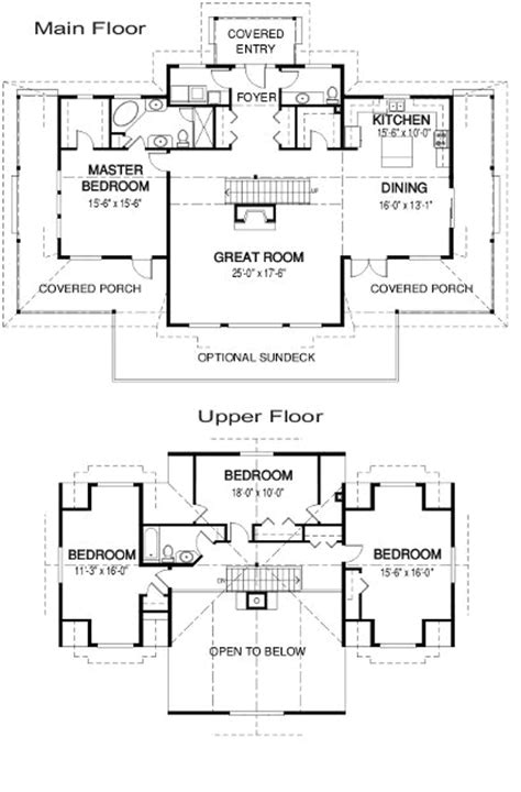 post and beam home plans floor plans cranbrook family custom homes post beam homes cedar homes plans