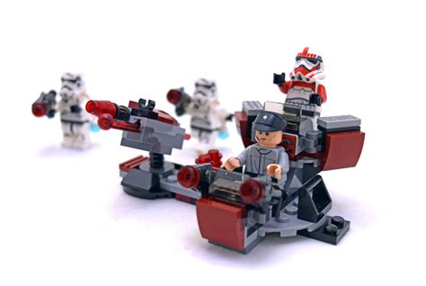 Lego 75134 Wars Galactic Empire Battle Pack 1 Galactic Empire Battle Pack Lego Set 75134 1 Building