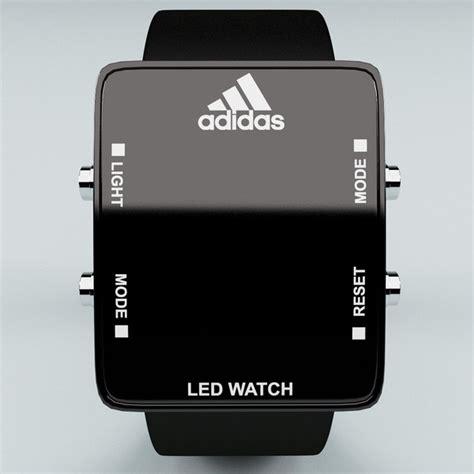 Jam Led Adidas adidas led wrist watches for sale fashion clothing market nigeria