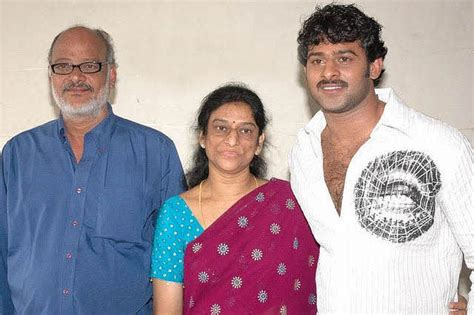 biography of mother and father prabhas family background father and mother name age