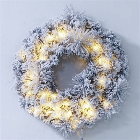 wreath battery operated led lights led battery operated light up outdoor