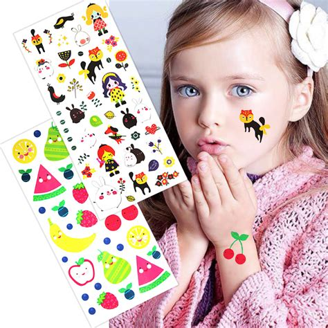 removable tattoos for kids popular fruit tattoos buy cheap fruit tattoos lots from