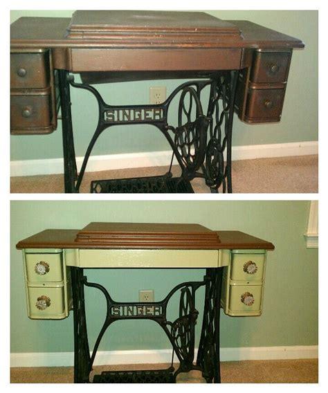 repurposed antique sewing machine leaving our trail antique sewing machine decorating ideas 23 decorating