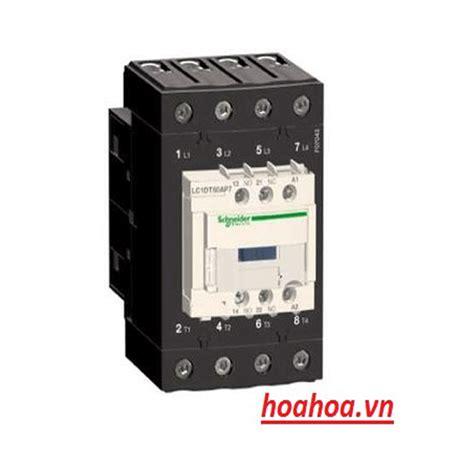 Kontaktor Contactor Schneider 80a 3p 220v Lc1d80m7 Lc1 D80m7 contactor 4p 125a 380vac lc1d80004q7