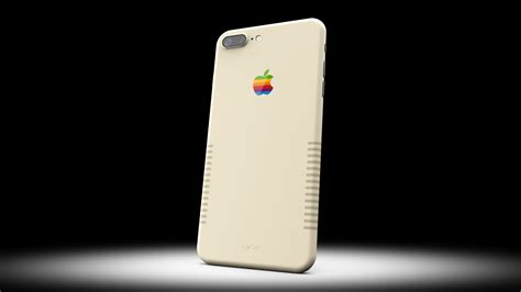 Delkin Verge Classic Iphone 7 Iphone 7 Plus colorware s retro styled iphone 7 plus is beautiful and