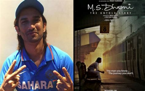 dhoni biography movie trailer the trailer of dhoni s biopic launched we can t wait to