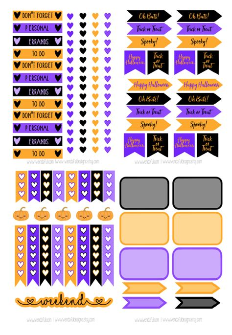Label Sticker Dg Foto wendaful printable stickers planners