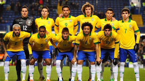 Brazil National Football Team National Football Teams 2015 Hd Wallpapers Wallpaper Cave