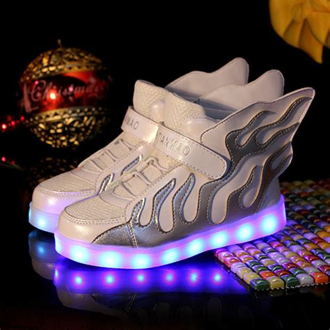 silver light up shoes led yeezys light up shoes black metallic silver usb