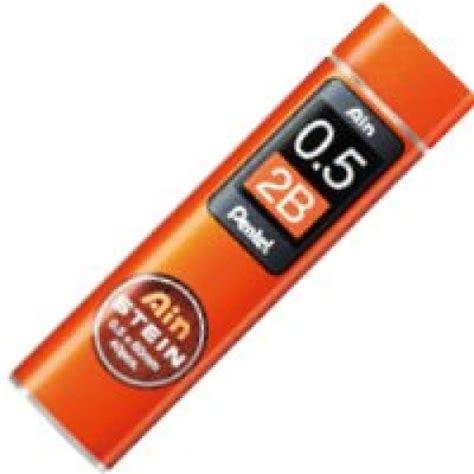 0 5mm Pencil Lead pentel stein pencil lead 0 5mm 2b
