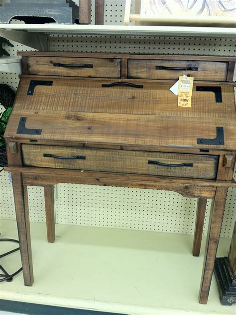 adorable desk at hobby lobby for the home