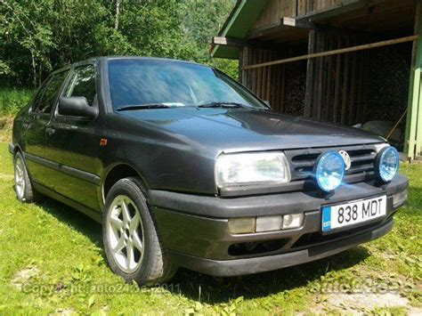 volkswagen vento 1994 volkswagen vento 1994 1 8 55kw auto24 lv