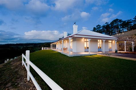 Simple Country Home Plans by Villa Talia Holiday House Australian Traveller
