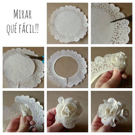 Paper Doilies Crafts - 498 best paper doilies images on place mats