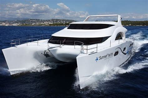 catamaran for sale poland new 2012 sunreef 70 power gdansk poland 11733