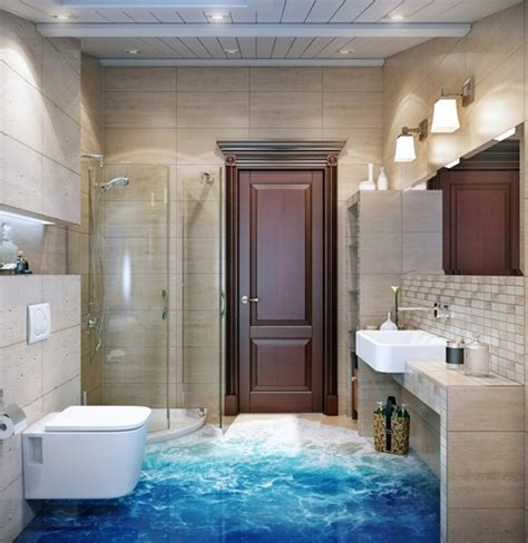 Beautiful Contemporary Bathrooms » Home Design 2017