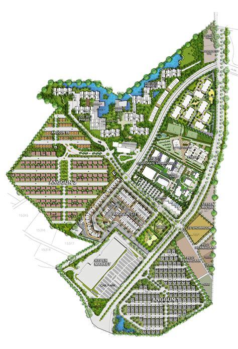Affordable Housing Plans And Design khs akitek com 187 anggun township planning