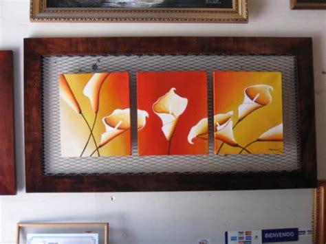 l minas de cuadros c 243 mo decorar la casa cuadros con marcos