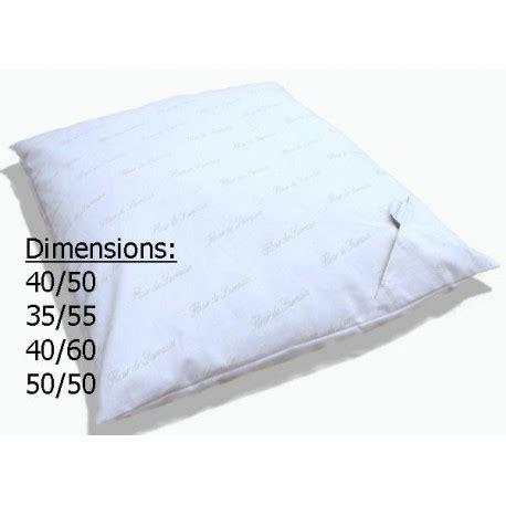 oreillers en sarrasin oreiller moyen