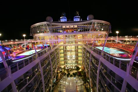 Dining Room Art Prints by Allure Of The Seas Ship Review The Avid Cruiser