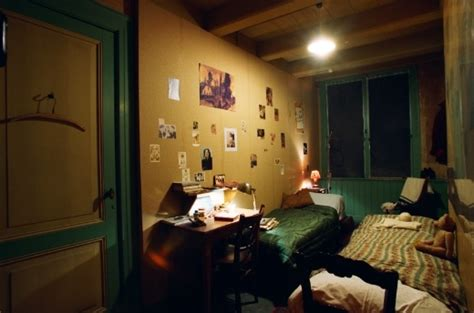 Frank Room by Living Conditions Of Franks Hideout