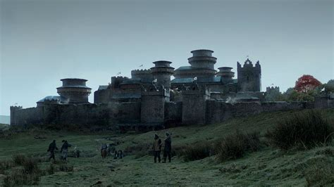 Cement Factory House Russian Company To Build Replica Of Winterfell Castle From