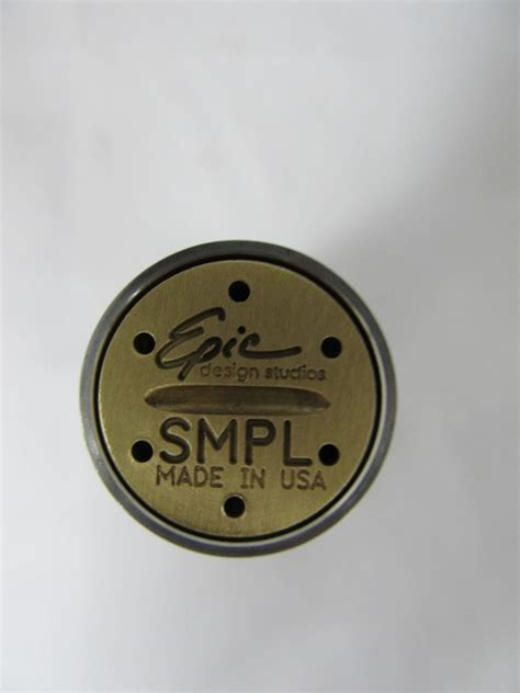 Smpl V1 Epic Mod smpl mod by epic design studios made in usa brass