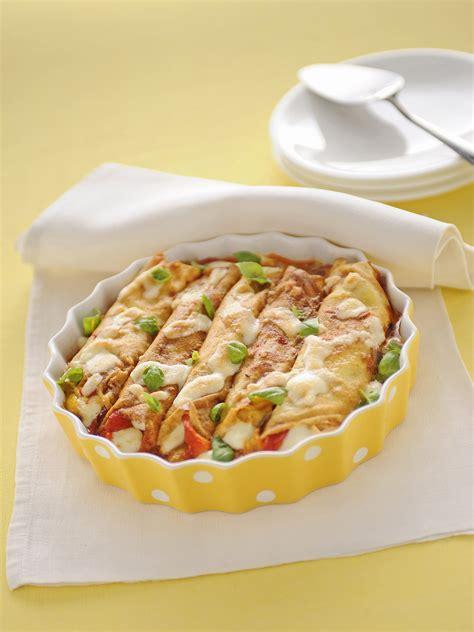 cucinare le crepes crepes salate 10 ricette sfiziose donna moderna