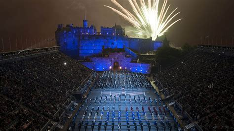 edinburgh tattoo car parking historical re enactment days out lets go with the children