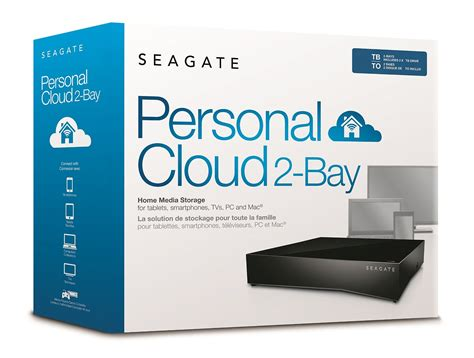 Seagate Personal Cloud 5tb Storage 1 Bays Berkualitas seagate personal cloud 2 bay home media storage devices
