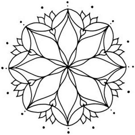 figuras geometricas bonitas m 225 s de 25 ideas fant 225 sticas sobre mandalas faciles en