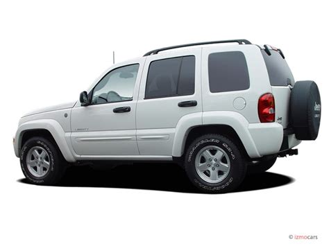 beige jeep liberty image 2004 jeep liberty 4 door limited 4wd angular rear