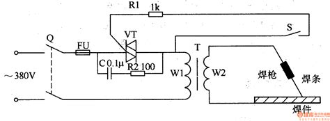 welding transformer circuit diagram electric welding machine no load electricity saver 7