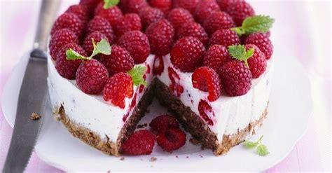 geburtstag kuchen backen kuchen ohne backen rezepte eat smarter