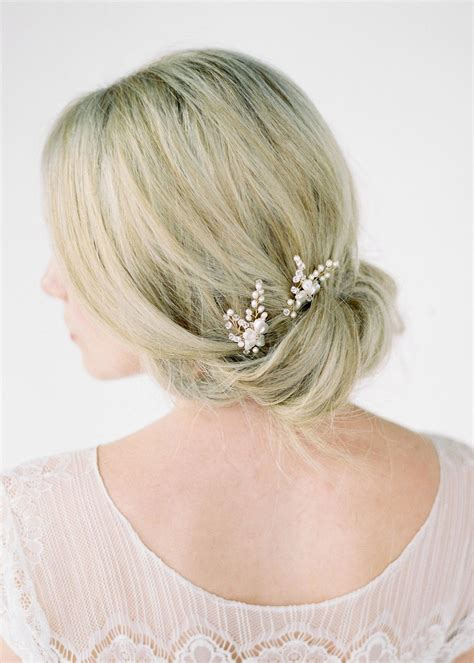 Wedding Hair Pieces by Wedding Hair Pieces Tania Maras Bespoke