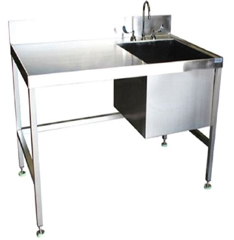 stainless table with sink stainless steel laboratory sink table exporter saudi arabia