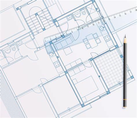 6 Interior Floor Plan Drawing Theme Vector Free Vector Floor Plans Vector