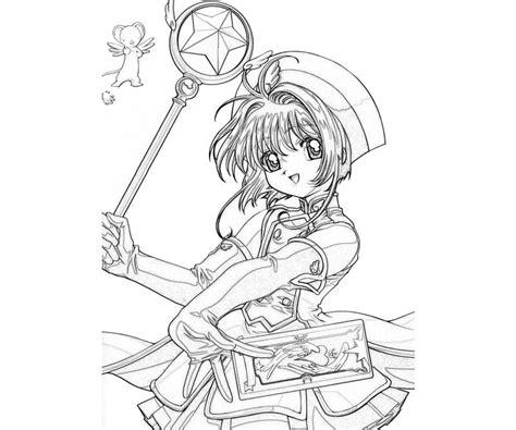 cardcaptor sakura sakura kinomoto profil mario