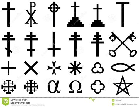 cross symbol tattoos christian religious symbols christian faith symbol