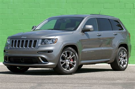 gray jeep grand cherokee srt 2012 jeep grand cherokee srt8 first drive autoblog